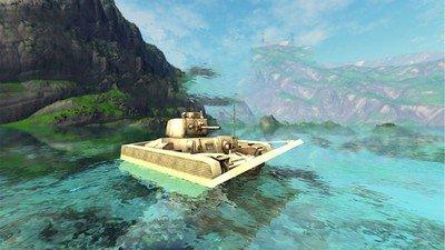 坦克变形机器人大战软件截图1