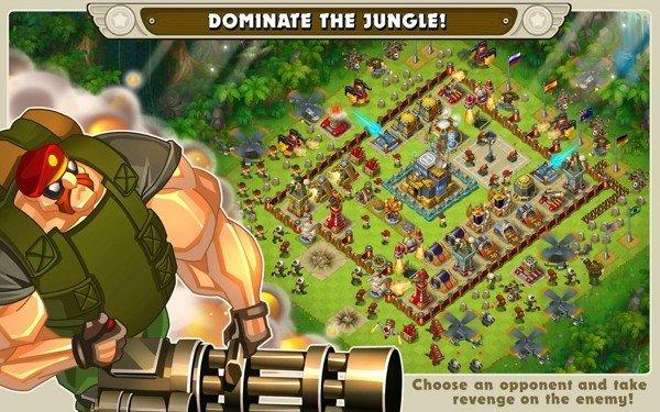 丛林激战软件截图0