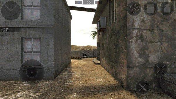 僵尸战争模拟器软件截图2