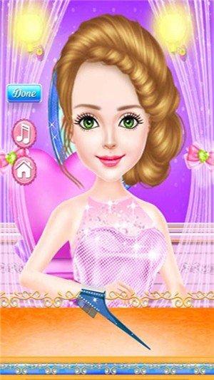 时尚小公主美发软件截图0