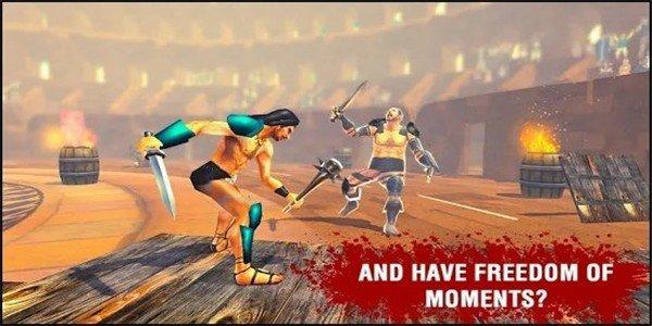 沙与血之王角斗士竞技场软件截图1