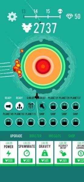 Planet Bomber
