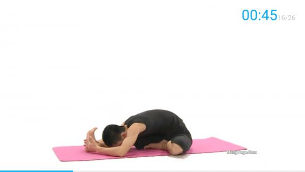 关节修护瑜伽
