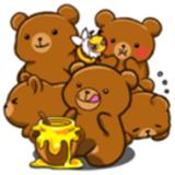 小熊的日常