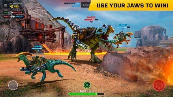 恐龙特工队软件截图1
