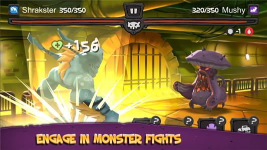 小怪兽的战争软件截图0