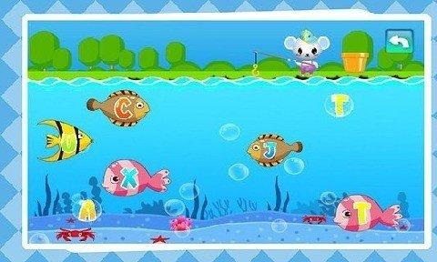 宝宝学ABC儿童游戏软件截图1