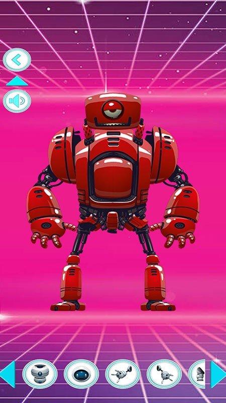 创造我的机器人软件截图2