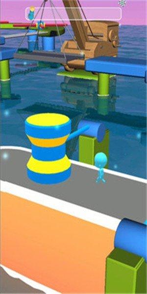 玩具赛跑3D软件截图3