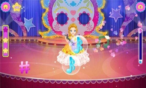 莉比小公主寻梦音乐会软件截图1