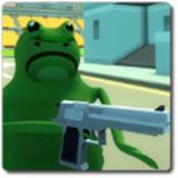 疯狂的青蛙游戏
