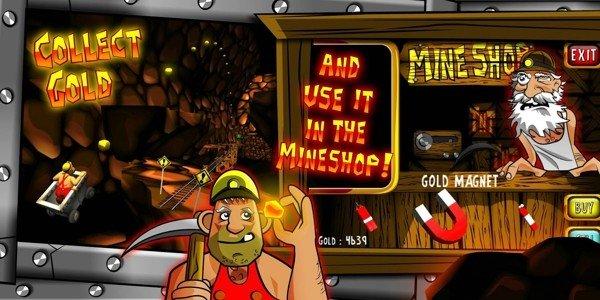 矿车冒险软件截图0