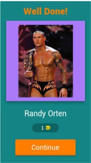猜猜著名的摔跤手