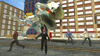 恐龙机器人模拟器软件截图2