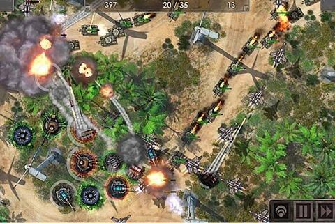 战机归来九游版软件截图1