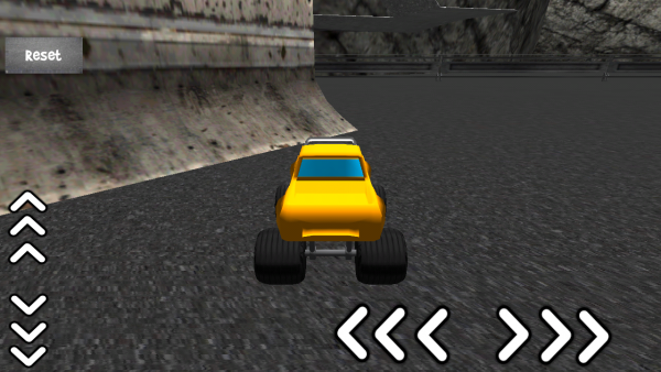 爬山汽车拉力赛3D软件截图1