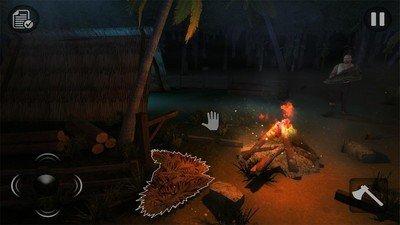 木筏生存丛林