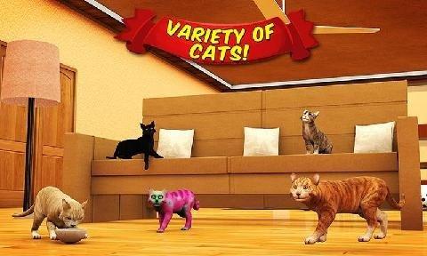 愤怒的猫和老鼠软件截图3