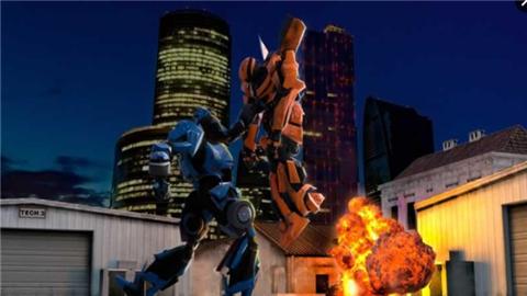 机器人革命战争软件截图0