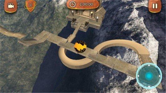 3D滚动平衡球软件截图2