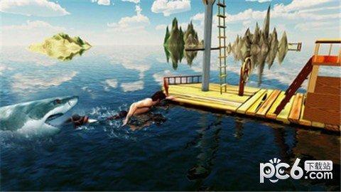 木筏求生鲸鲨猎人软件截图0