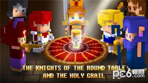 像素圆桌骑士软件截图2