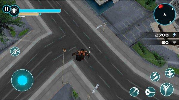 蜘蛛侠绳索暗影英雄软件截图1