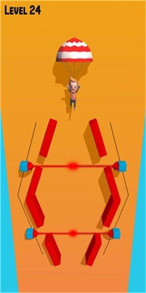 降落伞救援3D软件截图3