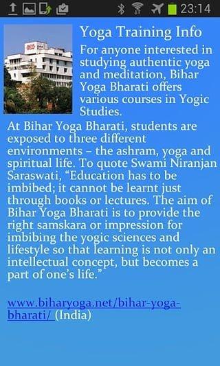 Yoga Nidra瑜伽休息术软件截图1