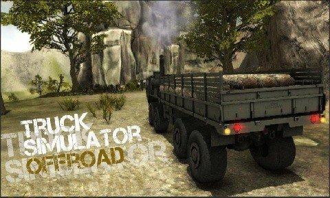 卡车模拟越野