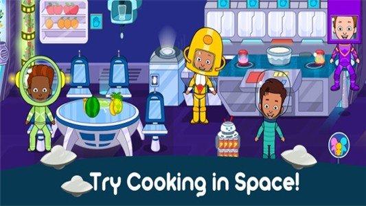 我的太空城镇冒险软件截图2