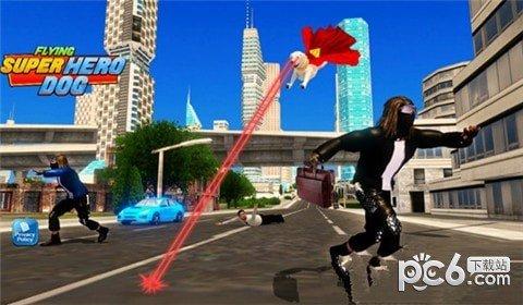 超级英雄闪电狗下载