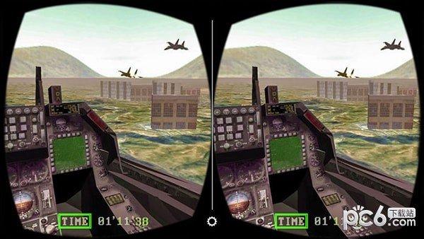 VR飞机飞行模拟器下载