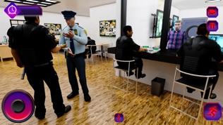 警官3D模拟器