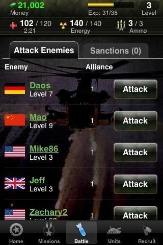 世界大战软件截图2