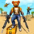 泰迪熊热血枪战反击