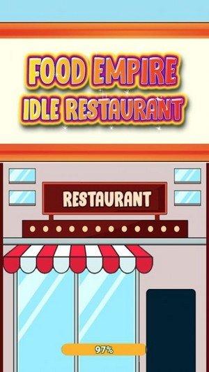 食品空闲餐厅软件截图0