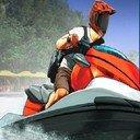 新版摩托艇赛道