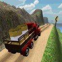 单机卡车爬坡赛车