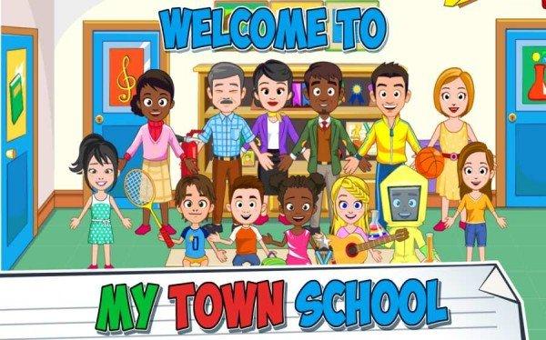 我的小镇校园