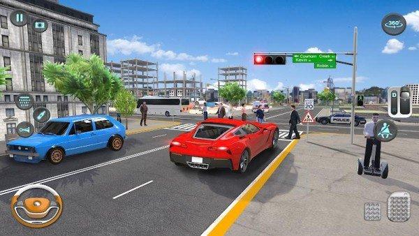 现代汽车驾驶学校软件截图0
