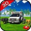 3D野外动物救援