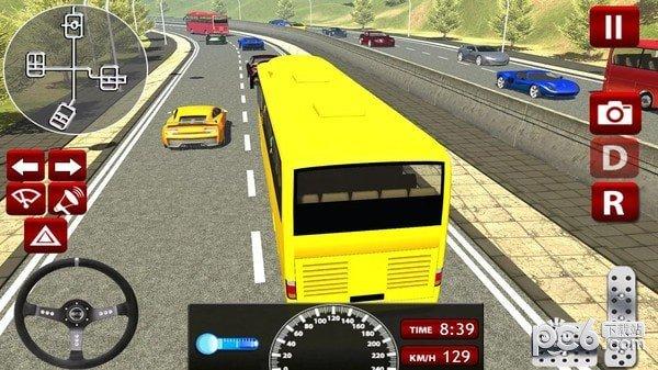 长途汽车司机3D软件截图2