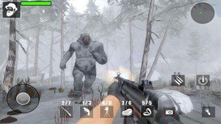 雪人怪物狩猎