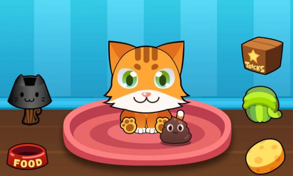 我的虚拟猫咪