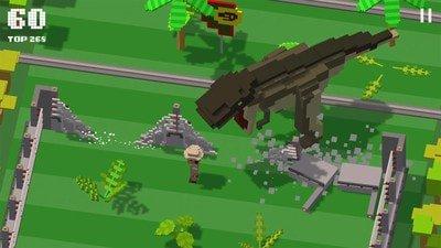 侏罗纪射击恐龙