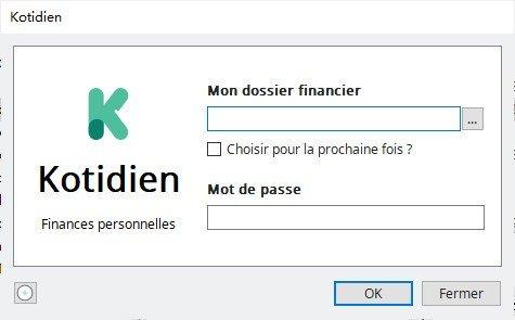 Kotidien(资金管理工具)下载