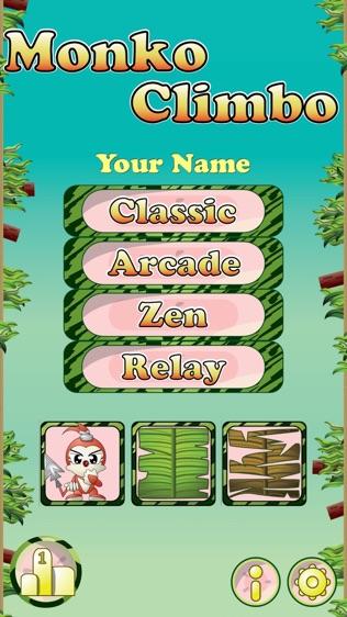 西瓜小猴: 极限上树软件截图0