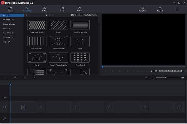 MiniTool MovieMaker(视频编辑器)下载