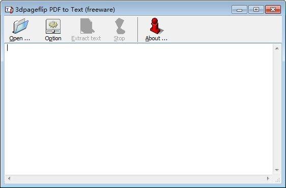 Boxoft PDF to Text(免费pdf转文本转换器)下载